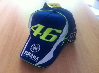Casquette Yamaha Rossi Valentino Officielle 46 Vr46