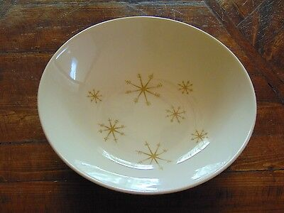 Vintage Royal China Star Glow Pattern Royal Ironstone 9' Serving Bowl