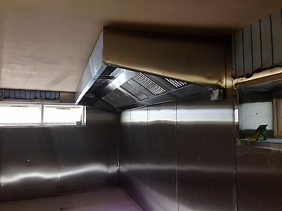Stainless Canopy with Installation