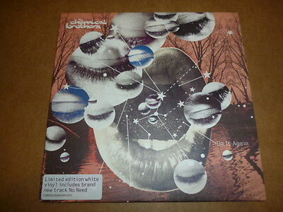 "The Chemical Brothers - Do It Again - Limited 7"" White Vinyl Single"