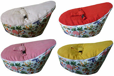 New Lovely Forest Scenery Baby Bean Bag Snuggle Bag Infant Sleeping Bed 4 Colors
