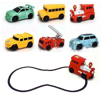 Magic Toy Truck Car MINI Magic Pen Inductive Fangle Children's Truck Car Toy