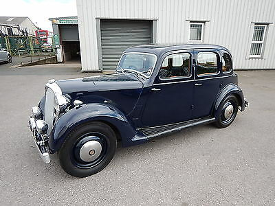 1940 ROVER 10 P2 Sliding Head Saloon