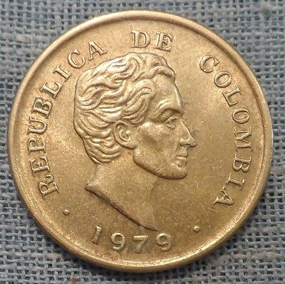 Colombia   1979   25 Centavos   KM#267