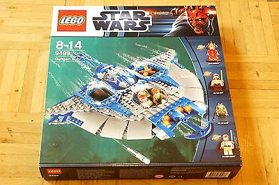 "LEGO Star Wars 9499 ""Gungan Sub"" - NEU / OVP / MISB / NEW / SEALED"