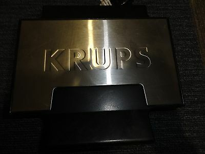 Krups Expert Waffle Maker FDK2  Pat Tested in Very good condtion