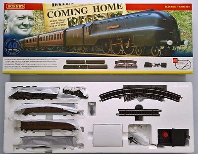 OO Gauge HORNBY R1060 'Coming Home' Electric Train Set -Brand New Old Shop Stock