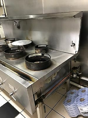 chinese burner7 cooker