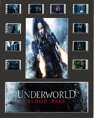 Underworld Blood Wars replica Film Cell Presentation 10 x 8 Mounted