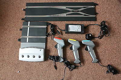 Scalextric Hornby Sport Digital Conversion Package Powerbase Controllers Track