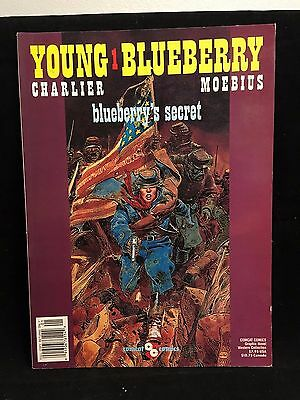 Young Blueberry (1): Blueberry's Secret- Charlier/Moebius