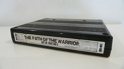Art Of Fighting 3 Path Of The Warrior Neo Geo MVS SNK Cart