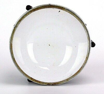 Antique Large Magnifying Glass Telescope Lens