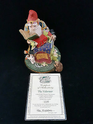 "Pocket Dragons ""The Volunteer""  1120 of 2500 by Real Musgrave 1996 with COA"