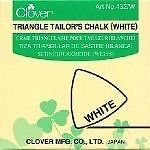 Brand New Triangle Tailors Chalk White *sewing, Dressmaking, Marking*