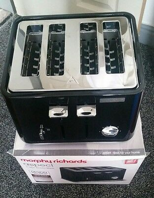 Morphy Richards toaster brand new
