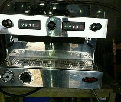 Lovely Used San Remo 2 Group Coffee Machine