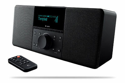 Logitech Squeezebox Boom Digital Media Streamer
