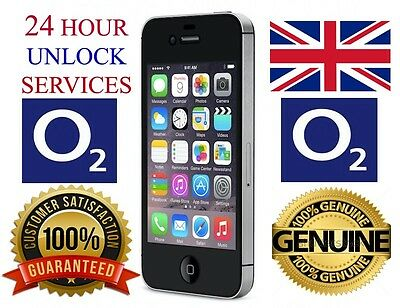 O2 Uk Network  Iphone 4 4S 5 5S 6 6 Plus Factory Unlock Service Speedy Unlock