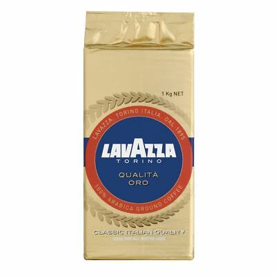 Lavazza Torino Qualita Oro Ground Coffee 1kg