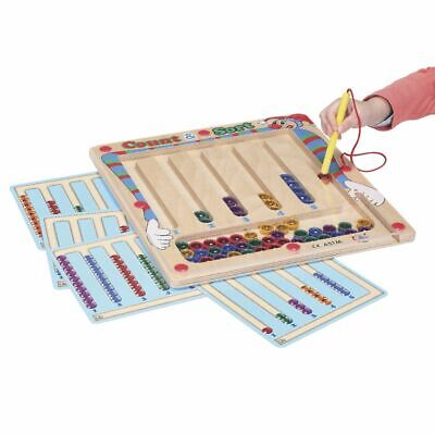 GoGo Toys Count and Sort Magnetic Gem Game