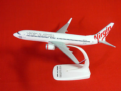 VIRGIN AUSTRALIA Bondi Beach BOEING 737-800 Airliner 1:400 Model COLLECTORS