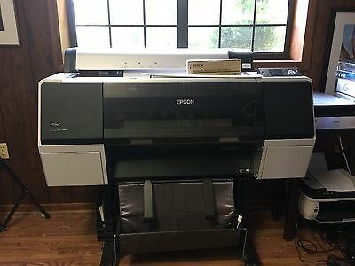 EPSON STYLUS PRO 7900 Printer•FREE LOCAL DELIVERY•EXCLNT CONDITION•With $600 Ink