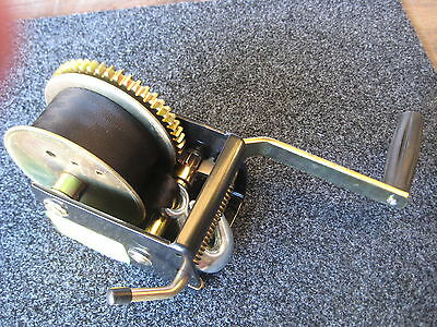 Trailer Winch . Jarrett Trailer Winch . Marine & General Use