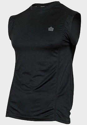 Ex UK Chainstore Mens Brand Admiral Sleeveless Sports Training Top(S,M,L,XL,XXL)