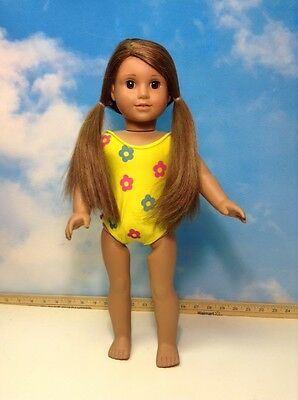 American Girl /Pleasant Company Doll Brown Hair & Eyes Marisol (4)