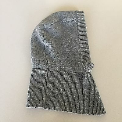 FUB grey childrens snood size 3 years old