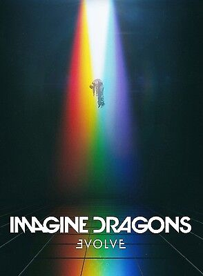 Imagine Dragons Poster C - Various Sizes + Free Surprise A3 Poster