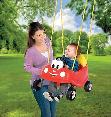 NEW Little Tikes Cozy Coupe First Swing from Mr Toys