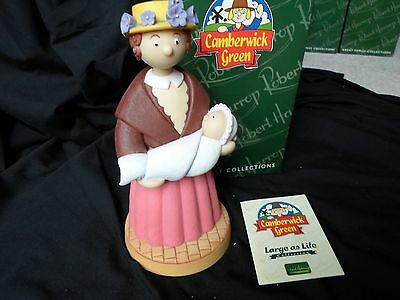 Robert Harrop Camberwick Green - MRS HONEYMAN CGL06. Large as Life. Orig. box.