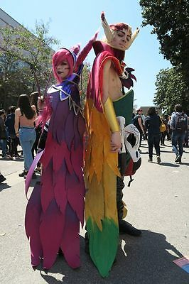 Xayah the Rebel - League of Legends - Cosplay Costume