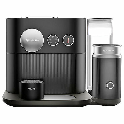nespresso expert milk with aerocinno by krups coffee. Black Bedroom Furniture Sets. Home Design Ideas