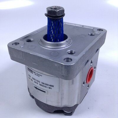 Parker PGP511 Series Gear Pump 3349111975 7981269140000 NMP