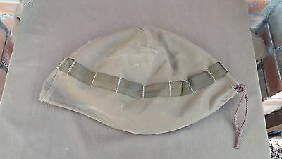 SADF-  South African DEFENCE FORCE Helmet Nutria Cover 1980s small