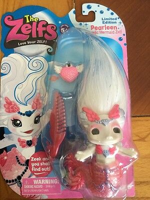 Zelfs Series 6 Limited Edition Pearleen