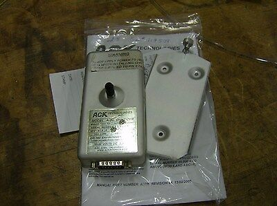 ACK A-30 30.8 10 foot inc. altitude digitizer encoder RS232 outputs TESTED ADS-B