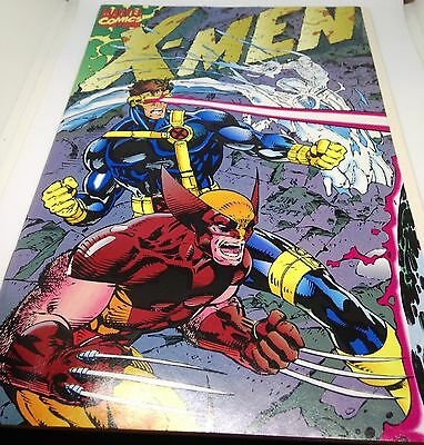 C71 X-MEN Volume 1 (Issue:1) Oct 1991 Marvel Comics