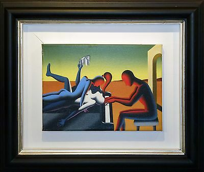 Mark Kostabi - Hammering it out