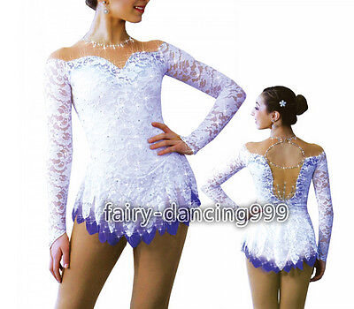 2017 New Style Ice Figure skating dress Ice skating dress for competition p103