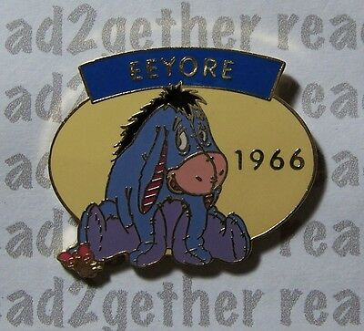 Disney Pin DS Countdown to the Millennium Series #80 Eeyore
