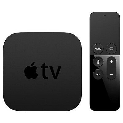 Apple TV A1625 64GB with 1080p and AirPlay and Remote Control Included (ML1539)