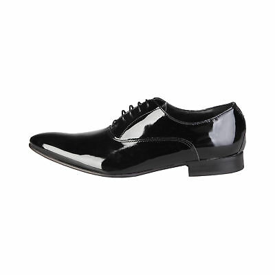 versace 1969 herren schuhe klassische business lackleder schn rschuhe schwarz eur 59 42. Black Bedroom Furniture Sets. Home Design Ideas