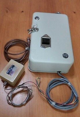XCP Coin Op Access Control Attached Box. Model 3390