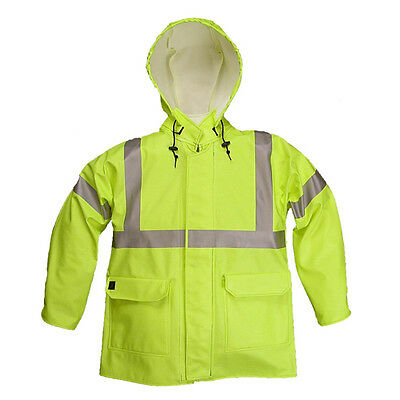 NASCO Sentinel Arc & Flash Fire Raingear FR (Jacket & Bibs) - XL