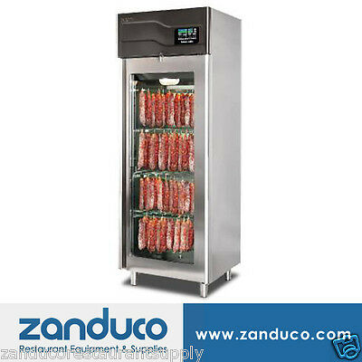 Stagionello 100 kg Curing Cabinet with ClimaTouch & Fumotic