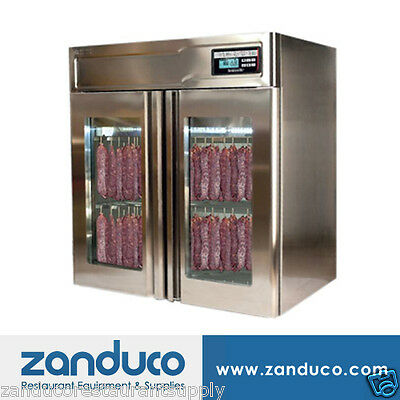 Stagionello 60 kg Curing Cabinet with ClimaTouch & Fumotic